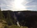 Wells Gray : Helmcken Falls